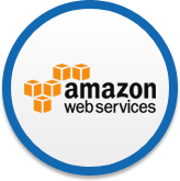 Amazon web services, logo