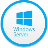 Windows server, logo